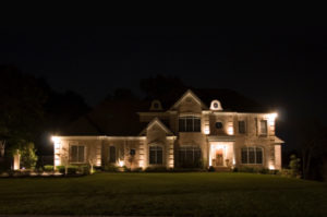 Boston outdoor lighting